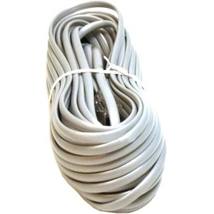 Monoprice Phone Cable, RJ11 (6P4C), Reverse - 50ft for voice 936