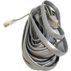 Monoprice Phone cable, RJ-45 (8P8C), Straight - 25ft for Data 948
