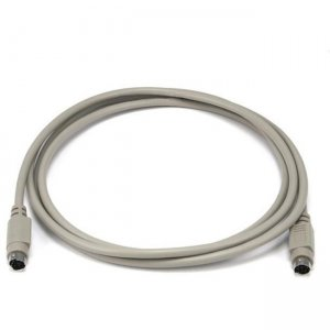 Monoprice 6ft PS/2 MDIN-6 Male to Male Cable 92
