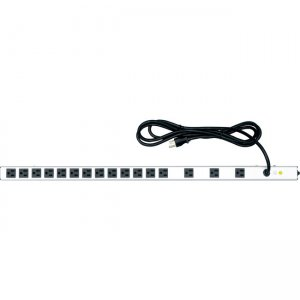 Middle Atlantic Products Essex Power Strip, 16 Outlet PWR-16-V