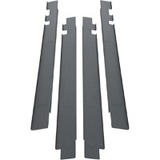 """Middle Atlantic Products Front-Air Dam Panel MOUNT, 27""""W X 42 RU SNE Racks SNE27-FAD-PM-42"""