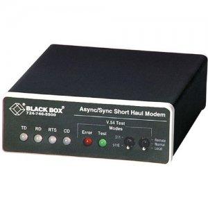 Black Box Async/Sync RS232 Extender over CATx - DB25 Female to RJ-45/Terminal Block ME475A-R2