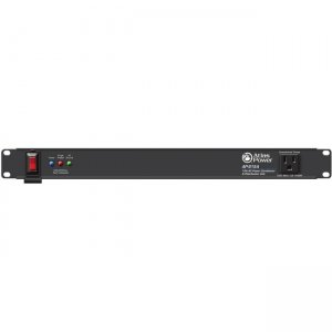 Atlas Sound 15A Power Conditioner and Distribution Unit with IEC Power Cord AP-S15A