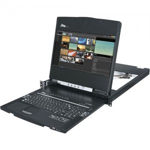 Middle Atlantic Products High Definition Rackmount Console RM-KB-LCD17HD