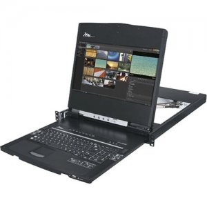Middle Atlantic Products High Definition Rackmount Consoles with KVM RM-KB-LCD17KVMHD RM-KB-LCD