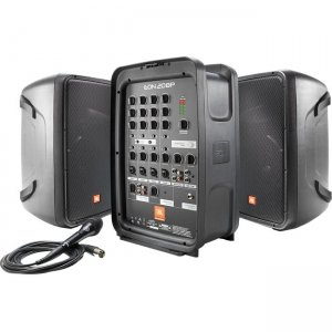 "Harman 8"" Packaged PA System With 8-channel Integrated Mixer EON208P"