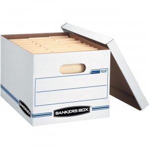 Bankers Box Stor/File - Letter/Legal, Lift-Off Lid, 20pk 0070333 FEL0070333