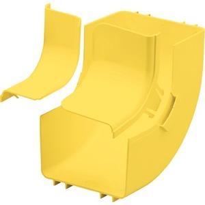 Panduit 6x4 Inside Vertical 90° Angle Fitting FRIVRA6X4YL