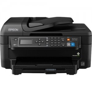 Epson WorkForce All-in-One Printer - Refurbished C11CF76201-N WF-2750