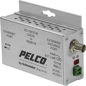 Pelco EthernetConnect Network Extender EC-3001CRPOE-M