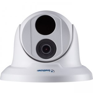GeoVision 4MP H.265 Low Lux WDR Pro IR Eyeball IP Dome 84-EBD470W-0010 GV-EBD4700