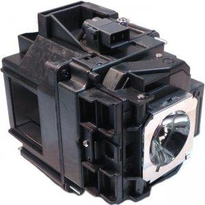 Premium Power Products Compatible Projector Lamp Replaces Epson ELPLP76 ELPLP76-OEM