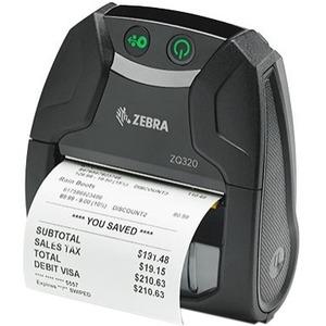 Zebra Mobile Receipt Printer ZQ32-A0E12T0-00 ZQ320