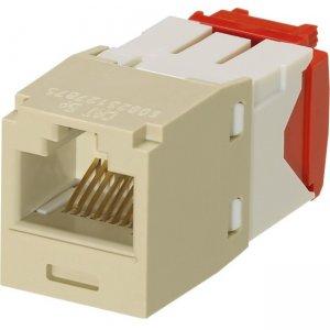 Panduit Mini-Com Cat.5e Network Connector CJ5E88TGEI-C