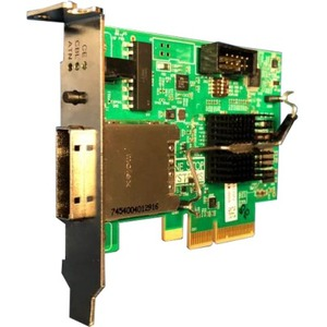One Stop Systems Switch-based Cable Adapter, PCI Express x4 Gen 3 Host OSS-PCIE-HIB38-X4