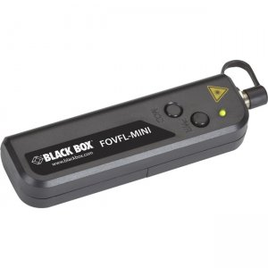 Black Box Fiber Optic Visual Mini-Light Source FOVFL-MINI