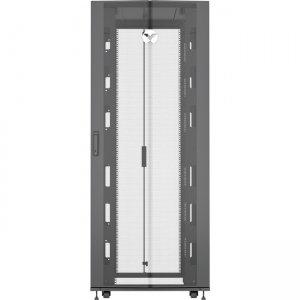 VERTIV VR - 48U with Doors/ Sides & Casters VR3357