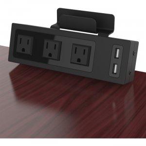 ChargeTech Desktop Outlets Power Strip CT400001 CRGCT400001 DC55
