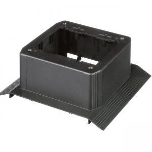 Panduit AFR Power Rated Two Piece Snap Together Junction Box - Black AFR4JB2SBL