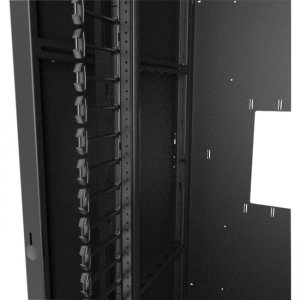 "Middle Atlantic Products Vertical Plastic Finger, 46 Space, For 28"" Wide SR Series SR28-IVCMF-46"