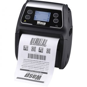 Wasp WPL4M Mobile Barcode Label Printer 633809003424 Wpl4ml