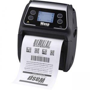 Wasp WPL4M Mobile Barcode Label Printer 633809003448 Wpl4mb