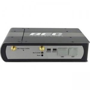 BEC Technologies 4G/LTE Enterprise Multi-Carrier Router MX-1000-2RFO-A MX-1000
