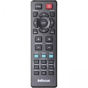 InFocus Standard Replacement Remote HW-NAVIGATOR-5