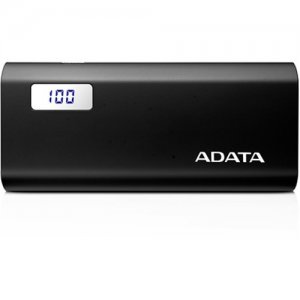 Adata Power Bank AP12500D-DGT-5V-CBK P12500D