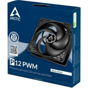 Arctic Pressure-optimised 120 mm Fan with PWM ACFAN00119A P12 PWM