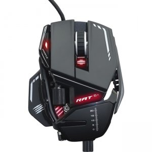 Mad Catz R.A.T 8+ Optical Gaming Mouse MR05DCAMBL00