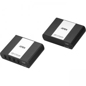 Aten 4-Port USB 2.0 Cat 5 Extender over LAN UEH4102