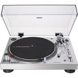 Audio-Technica Direct-Drive Turntable (Analog & USB) AT-LP120XUSB-SV AT-LP120XUSB
