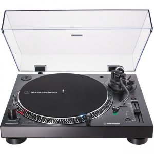 Audio-Technica Direct-Drive Turntable (Analog & USB) AT-LP120XUSB-BK AT-LP120XUSB