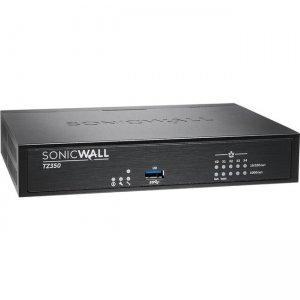 SonicWALL Network Security/Firewall Appliance 02-SSC-0942 TZ350