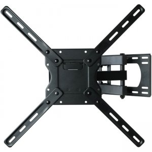"Atlantic Double Arm TV Wall Mount Full Motion with HDMI Cable - 32-80"" 63607225"