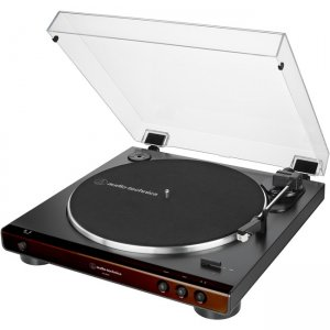 Audio-Technica Fully Automatic Belt-Drive Turntable AT-LP60X-BW AT-LP60X