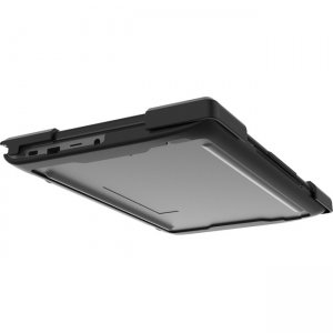 MAXCases EdgeProtect Plus for Dell 5190 and 3100 Chromebook Clamshell (Black) DL-EP-5190-CBC-BLK