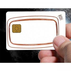 Access Smart Prox+Mifare+Java Hybrid Smartcards SCEJ-A9951-3000
