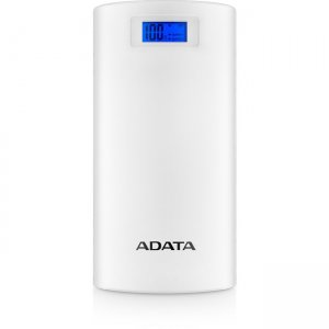 Adata Power Bank AP20000D-DGT-5V-CWH P20000D