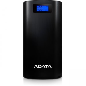 Adata Power Bank AP20000D-DGT-5V-CBK P20000D