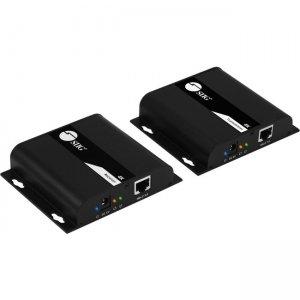 SIIG HDMI 4K30Hz HDbitT over IP Extender - 120m CE-H25D11-S1
