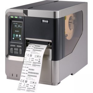 Wasp Industrial Barcode Printer with Peeler 633809003905 WPL618