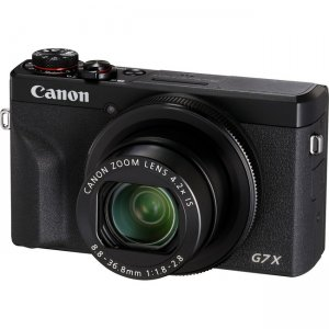Canon PowerShot Compact Camera 3637C001 G7 X Mark III