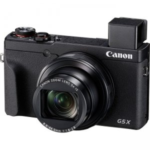 Canon PowerShot Compact Camera 3070C001 G5 X Mark II