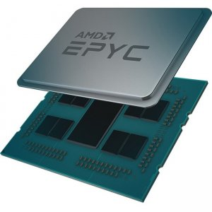 AMD EPYC Tetracosa-core 2.8GHz Server Processor 100-100000046WOF 7402