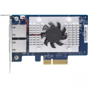 QNAP 10 GbE Network Expansion Card QXG-10G2T-107