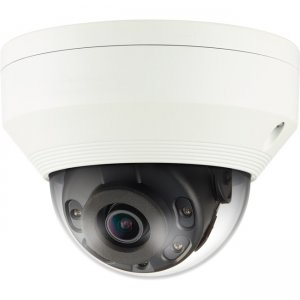Hanwha Techwin 2 MP Network IR Vandal Resistant Dome Camera with 4mm Lens QNV-6022R