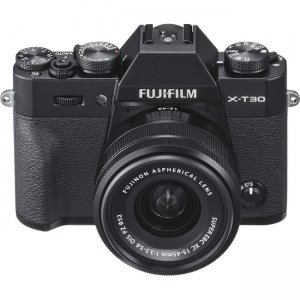 Fujifilm Mirrorless Camera with Lens 16619205 X-T30