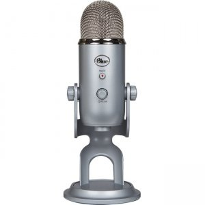 Blue Yeti Professional Multi-Pattern USB Mic for Recording & Streaming 988-000084